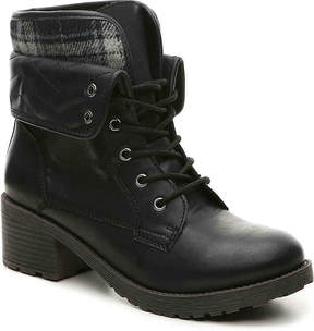 Rock & Candy Women's Spancie Combat Boot