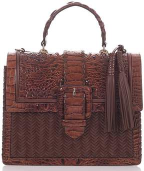 Brahmin Ross Collection Medium Francine Satchel