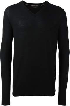 Michael Kors V-neck pullover