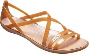 Crocs Isabella Cutout Strappy Sandal (Women's)