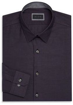 Pal Zileri Modern-Fit Cotton Dress Shirt
