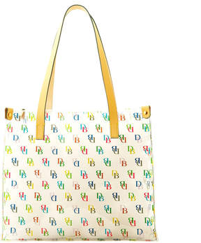 Dooney & Bourke It Medium Shopper - CLEAR - STYLE