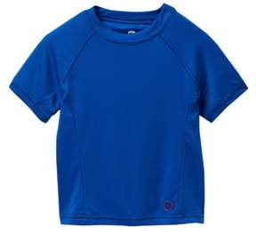 Trunks Jr. Swim Solid Swim Tee with Contrast Stitching (Toddler, Little Boys, & Big Boys)