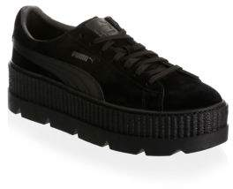Puma Men's Suede Cleated Creeper Sneakers