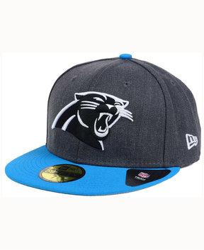 New Era Carolina Panthers Shader Melt 59FIFTY Cap