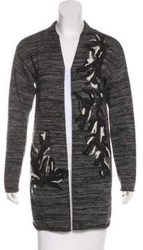 Maiyet Embellished Wool Cardigan