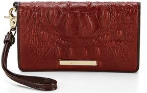 Brahmin Redwood Collection Debra Wristlet