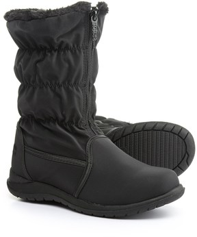 totes Cozy Cold-Weather Snow Boots - Waterproof, Insulated (For Women)