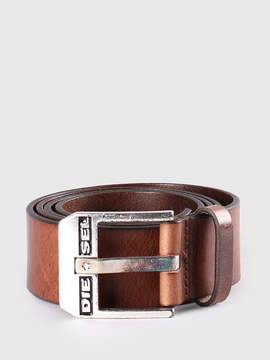 Diesel Belts PR227 - Brown - 100