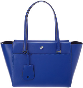 Tory Burch Parker Small Leather Tote - ONE COLOR - STYLE