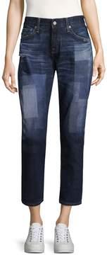 AG Adriano Goldschmied Women's Ex-Boyfriend Slim Jeans