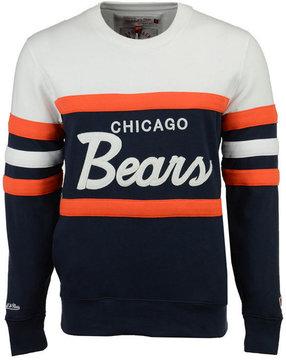 Mitchell & Ness Men's Chicago Bears Head Coach Crew Sweatshirt