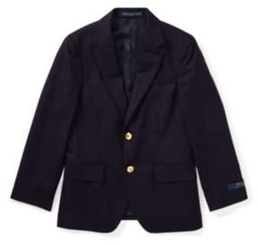 Polo Ralph Lauren Wool Doeskin Sport Coat Navy 8