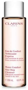 Clarins Water Comfort One-Step Cleanser - Peach Essential Water/6.8 fl. oz.