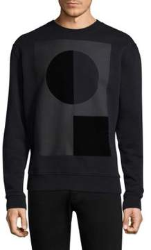 Commune De Paris Unite 2 Cotton Sweatshirt