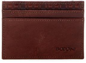 Boconi Boris Leather Cash Stash