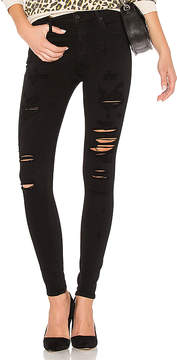 A Gold E AGOLDE Sophie High Rise Skinny.