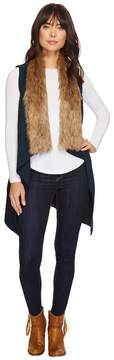 Ariat Fur Sweater Vest Women's Vest