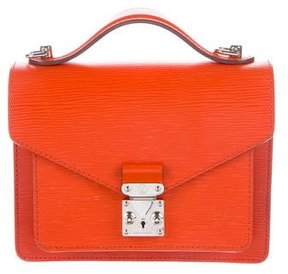 Louis Vuitton Epi Monceau BB - ORANGE - STYLE