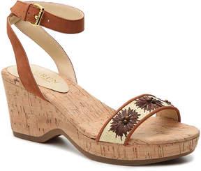Lauren Ralph Lauren Women's Odelia Wedge Sandal