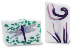 Primal Elements Handmade Vegetable Glycerin Soap Duo - Dragonfly and Ariel