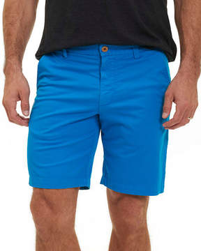 Robert Graham Pioneer Cotton Twill Flat-Front Shorts