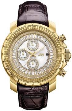 JBW Titus Mother Of Pearl Dial Men's Diamond Watch
