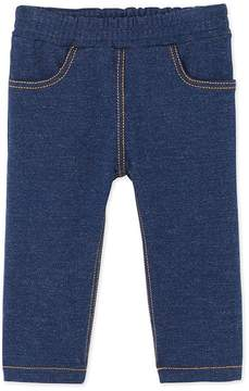 Petit Bateau Baby boy's stretch fleece pants