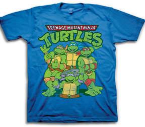 Freeze Toddler Boys Graphic Tees Teenage Mutant Ninja Turtles Graphic T-Shirt-Toddler Boys