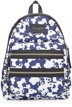 Marc Jacobs Printed Backpack - MULTICOLORED - STYLE