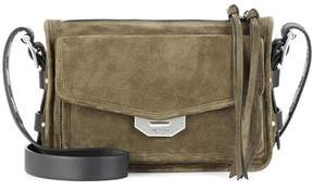 Rag & Bone Field Messenger suede crossbody bag