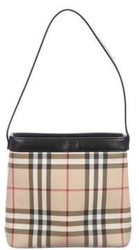 Burberry Nova Check Hobo