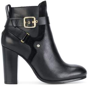 Tommy Hilfiger strap detail ankle boots