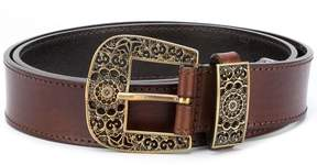 Alberta Ferretti ornate buckle belt