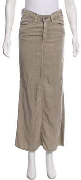 Adriano Goldschmied Flared Maxi Skirt w/ Tags