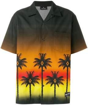 Marcelo Burlon County of Milan Palms short-sleeved shirt