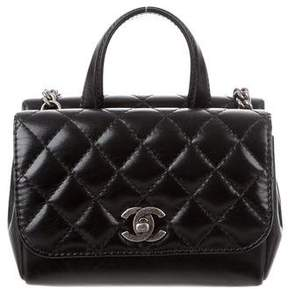 Chanel 2016 CC Doublesided Crossbody Bag