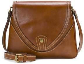 Patricia Nash Alimena Leather Envelope Flap Crossbody