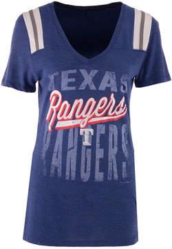 5th & Ocean Women's Texas Rangers Ballpark T-Shirt