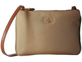 Lauren Ralph Lauren Tara Crossbody Cross Body Handbags