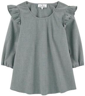 Little Remix Flannel blouse