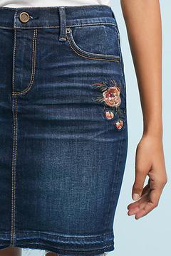 Driftwood Rosa Embroidered Denim Skirt