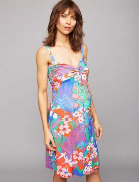 Pietro Brunelli Sweetheart Detail Maternity Dress