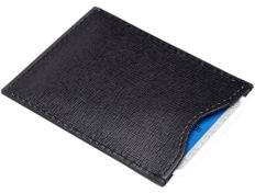 Royce Leather Credit Card Holder