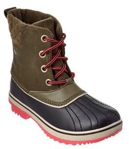 Sorel Girls' Youth Slimpack Ii Boot.