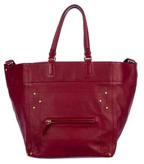 Jerome Dreyfuss Jacques Leather Tote