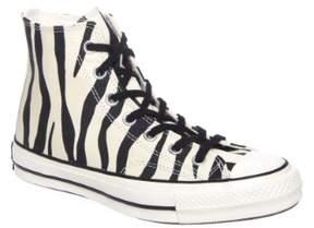 Converse Unisex Chuck Taylor All Star '70 Hi Top Sneaker - Natural Black