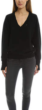 RtA Chris Cashmere V Neck Sweater