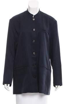 Dusan Silk Oversize Jacket w/ Tags