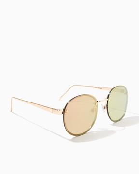 Charming charlie Garcia Rimless Sunglasses